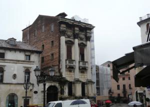 Edificio storico - manutenzione facciata e copertura - CSP e CSE- Vicenza