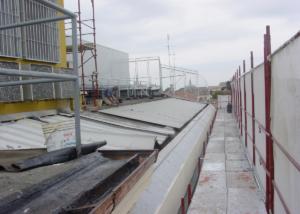 Produttivo - manutenzione facciata e copertura - CSE - Padova