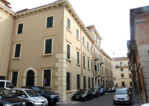 Produttivo - manutenzione facciata e copertura - progetto e DL - Verona
